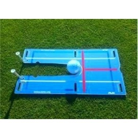 PUTTER LINE MIRROR BASIC - PLM/B